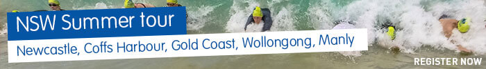 OceanFit NSW Summer Tour